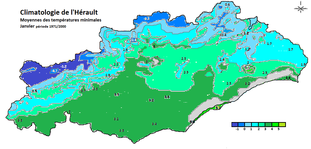 Climatologie De L Hérault Climatologie Les Forums D Infoclimat