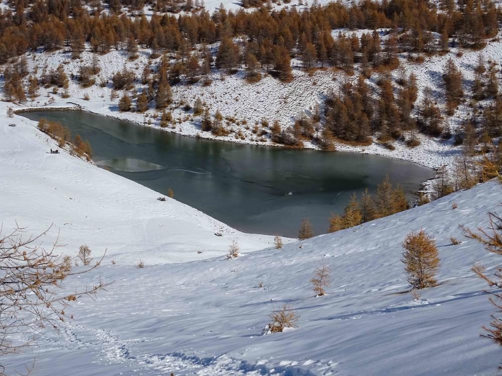 Lac Ste Marguerite1 28.10.20.JPG