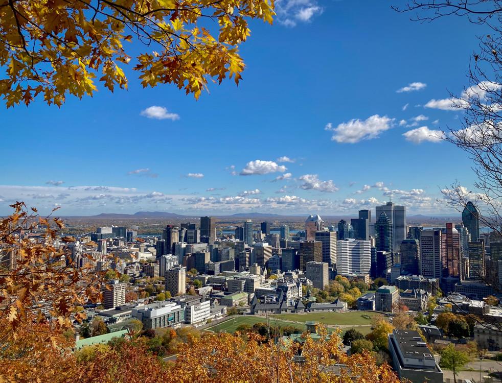 Montreal Vue Centre Ville 17 Octobre 2020.jpg