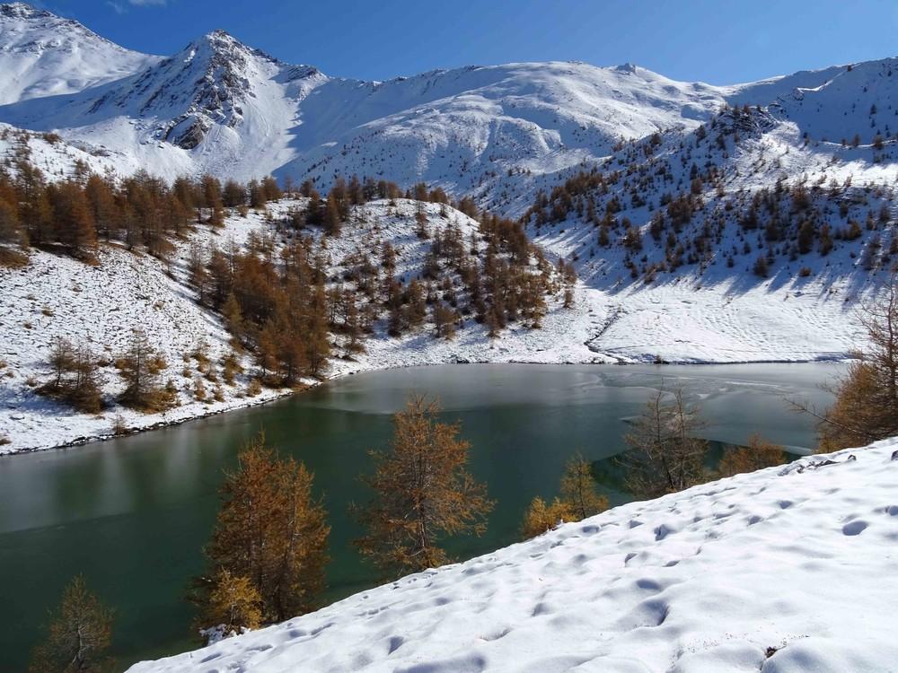 Lac Ste Marguerite2 28.10.20.JPG