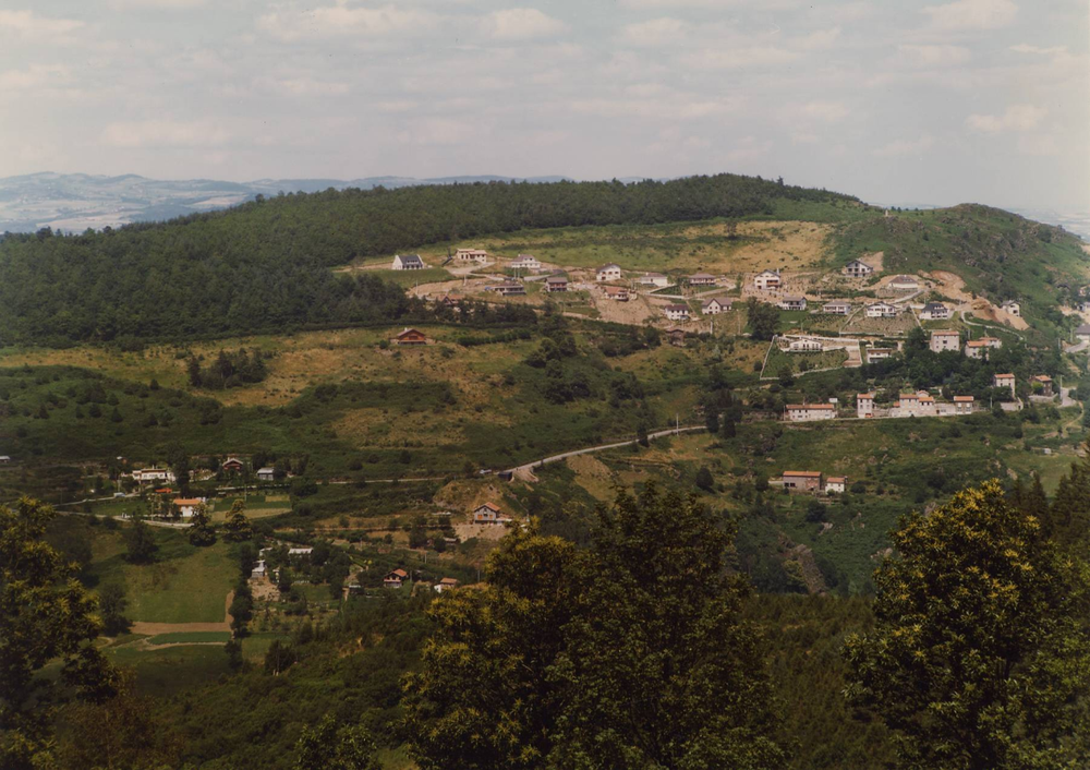 Rochetaillée, lotissement de la Fongerouse - 1978.png